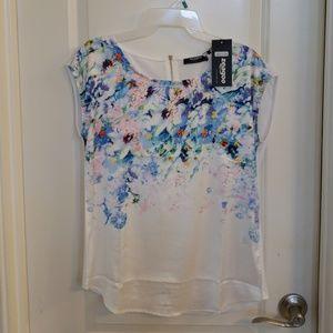 Zeagoo Tops - Short sleeve blouse
